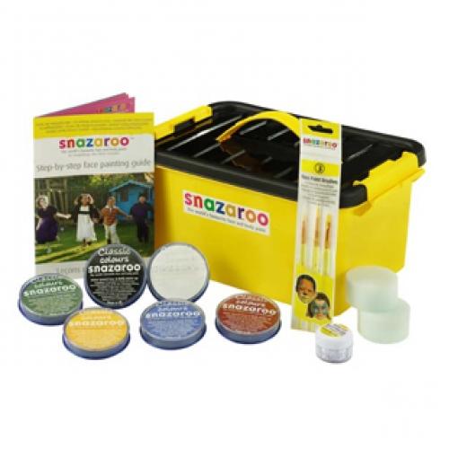 Snazaroo Deluxe Kit Starter