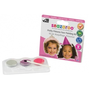 Snazaroo Theme Pack - Pretty Princess