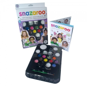 Snazaroo Kit - Ultimate Party Pack
