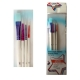 Create Assorted Albino Brush Set (4 Pack)