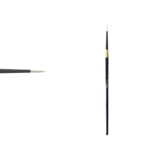 Create Brush - Size 3 Round Blk Gold