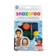 Snazaroo 8 colour kit - Blue