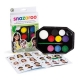 Snazaroo 8 colour kit - Green