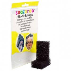 Snazaroo Stipple Sponges (2 Pack)
